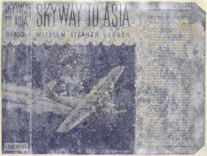 Dust Jackets - Skyway to Asia / by Willi