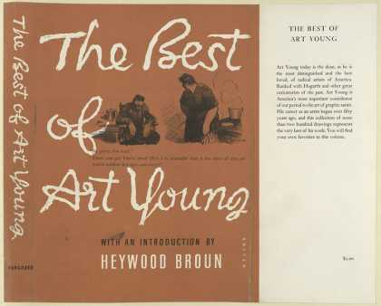 Dust Jackets - The best of Art Young / w