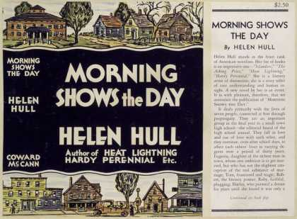 Dust Jackets - Morning shows the day / b