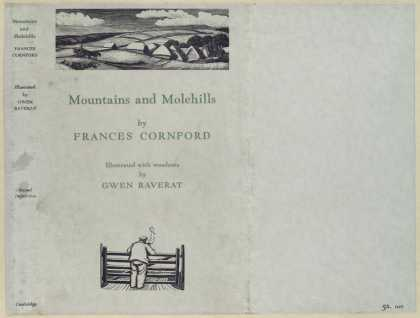 Dust Jackets - Mountains and molehills /