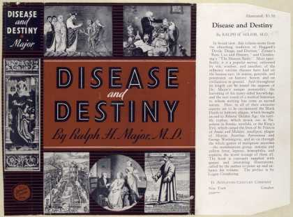 Dust Jackets - Disease and destiny / by