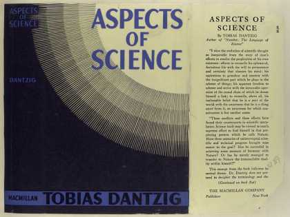 Dust Jackets - Aspects of science / by T