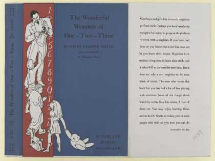Dust Jackets - The wonderful wonders of