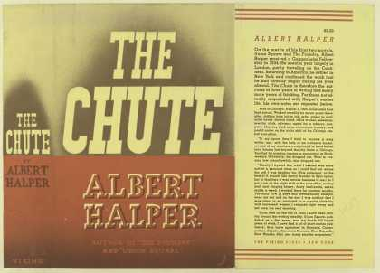 Dust Jackets - The chute / Albert Halper