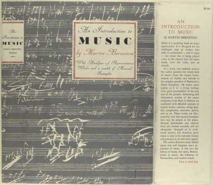Dust Jackets - An introduction to music