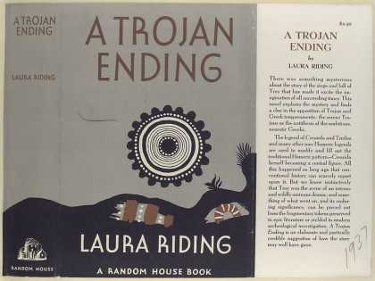 Dust Jackets - A Trojan ending / by Laur