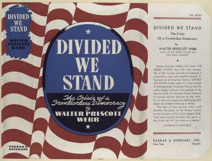 Dust Jackets - Divided we stand : the cr