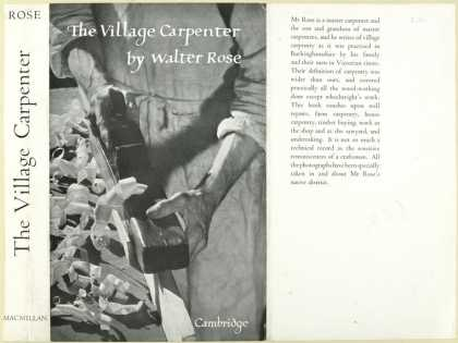 Dust Jackets - The village carpenter / b