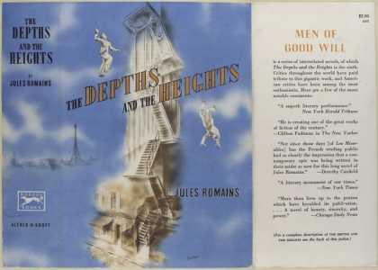 Dust Jackets - The depths and the height