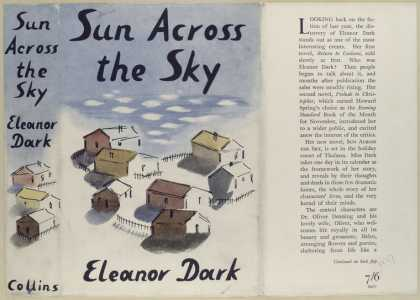 Dust Jackets - Sun across the sky / Elea