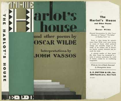 Dust Jackets - The harlot's house : and