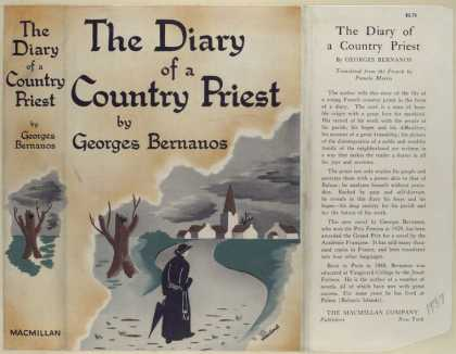 Dust Jackets - The diary of a country pr