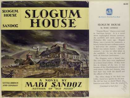 Dust Jackets - Slogum house : a novel /