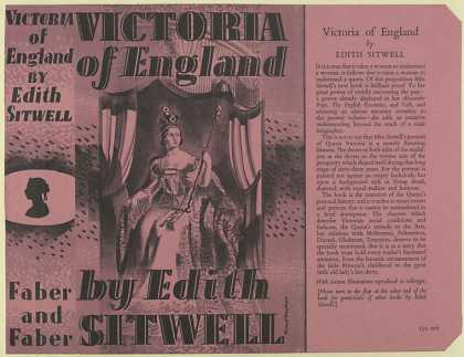 Dust Jackets - Victoria of England / by