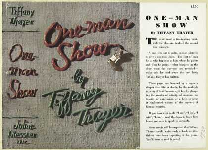 Dust Jackets - One man show / by Tiffany