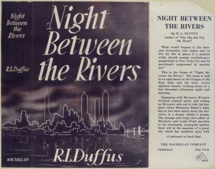 Dust Jackets - Night between the rivers