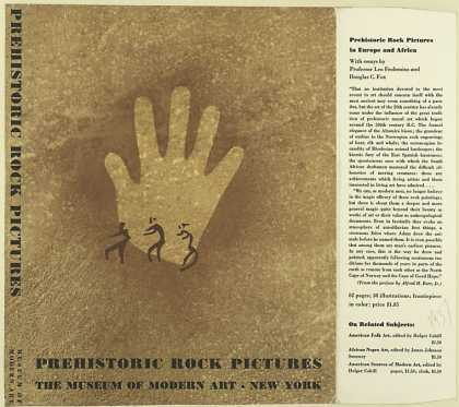 Dust Jackets - Prehistoric rock pictures