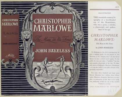 Dust Jackets - Christopher Marlowe : the