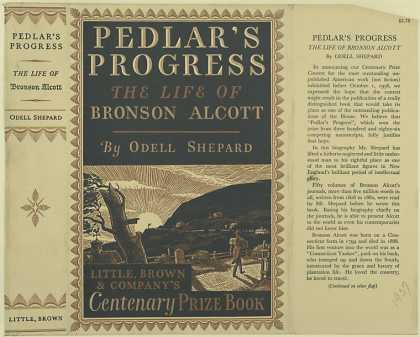Dust Jackets - Pedlar's progress : the l
