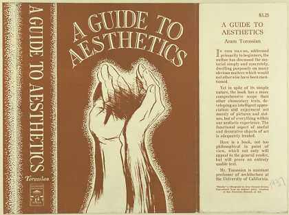 Dust Jackets - A guide to aesthetics / A