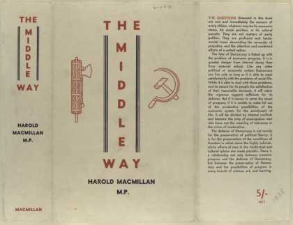 Dust Jackets - The middle way / Harold M