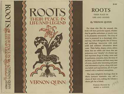 Dust Jackets - Roots : their place in li