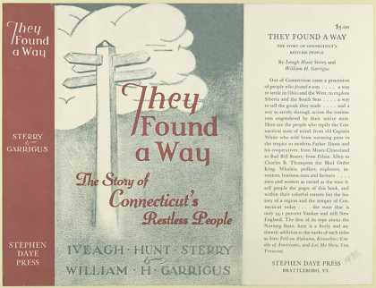 Dust Jackets - They found a way : the st