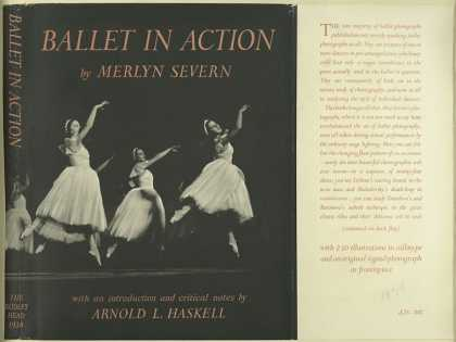 Dust Jackets - Ballet in action / by Mer