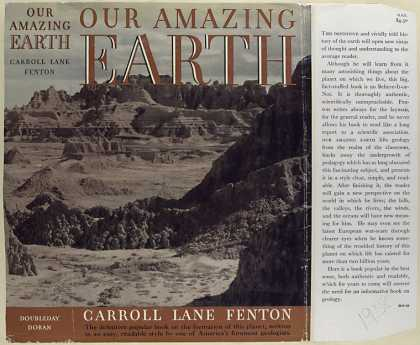 Dust Jackets - Our amazing earth / by Ca