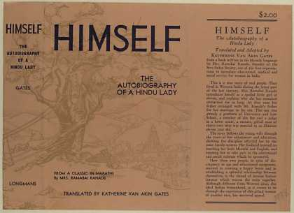 Dust Jackets - Himself : the autobiograp