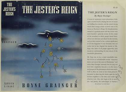 Dust Jackets - The jester's reign / Boyn