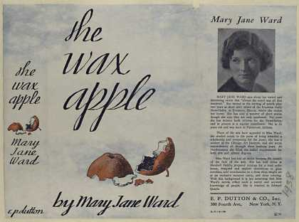 Dust Jackets - The wax apple / by Mary J