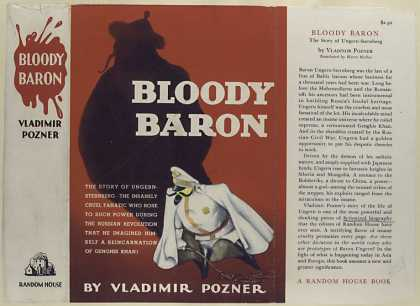 Dust Jackets - Bloody Baron, the story o