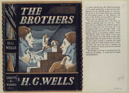 Dust Jackets - The brothers / H. G. Well