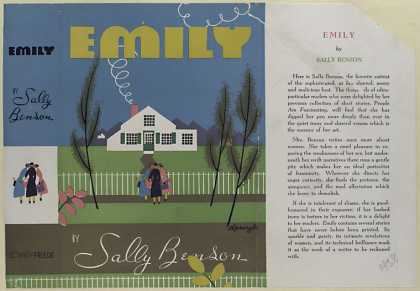 Dust Jackets - Emily / Sally Benson.