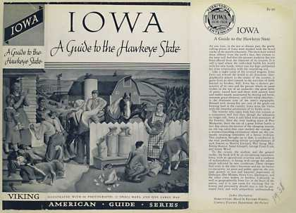 Dust Jackets - Iowa : a guide to the Haw