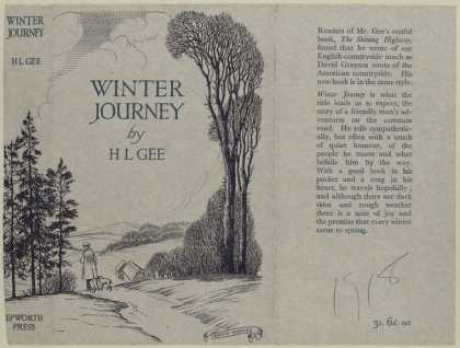 Dust Jackets - Winter journey / by H.L.