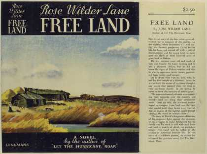 Dust Jackets - Free land / Rose Wilder L