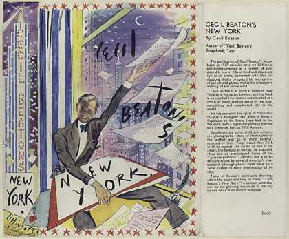 Dust Jackets - Cecil Beaton's New York /