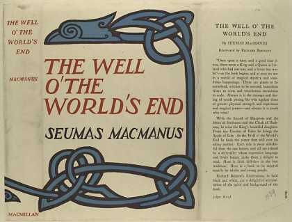 Dust Jackets - The well o' the world's e