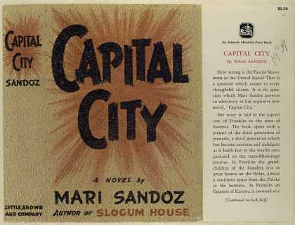 Dust Jackets - Capital city.