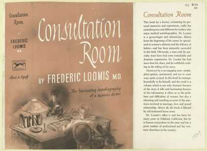 Dust Jackets - Consultation room.