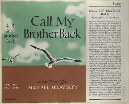 Dust Jackets - Call my brother back, a n