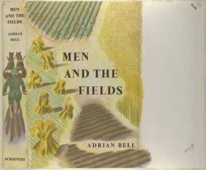 Dust Jackets - Men and the field.