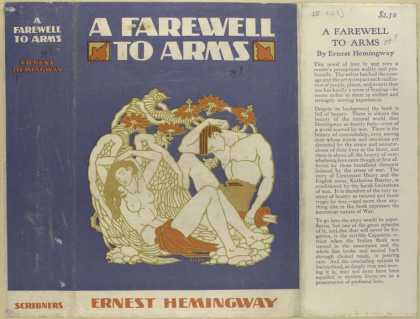 Dust Jackets - A farewell to arms.