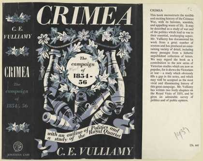 Dust Jackets - Crimea the campaign of 1