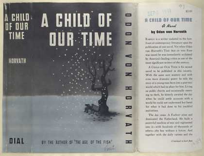 Dust Jackets - A child of our time.