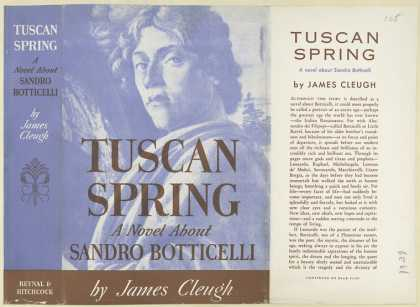 Dust Jackets - Tuscan spring : a novel a
