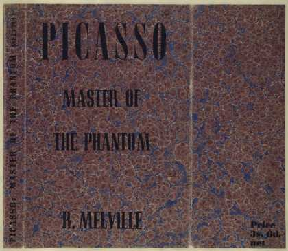 Dust Jackets - Picasso: master of the ph