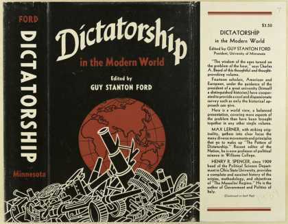 Dust Jackets - Dictatorship in the moder